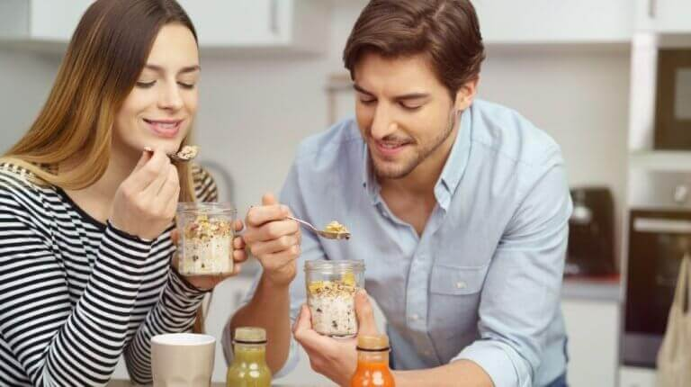 Рецепти смузі на основі вівсяного молока