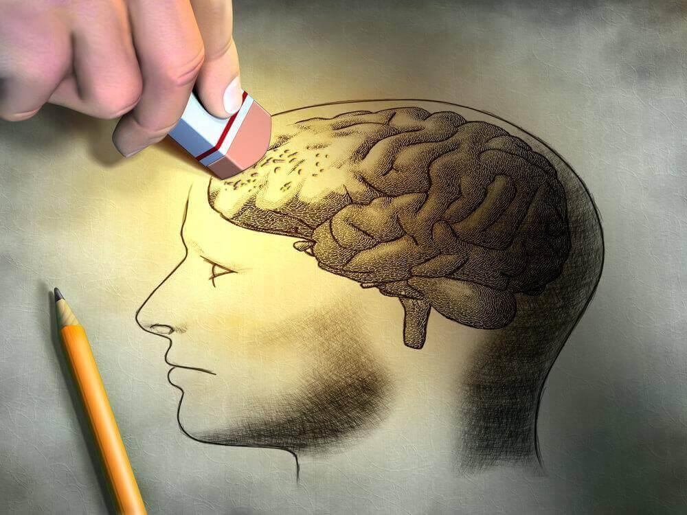 причини втрати пам'яті
