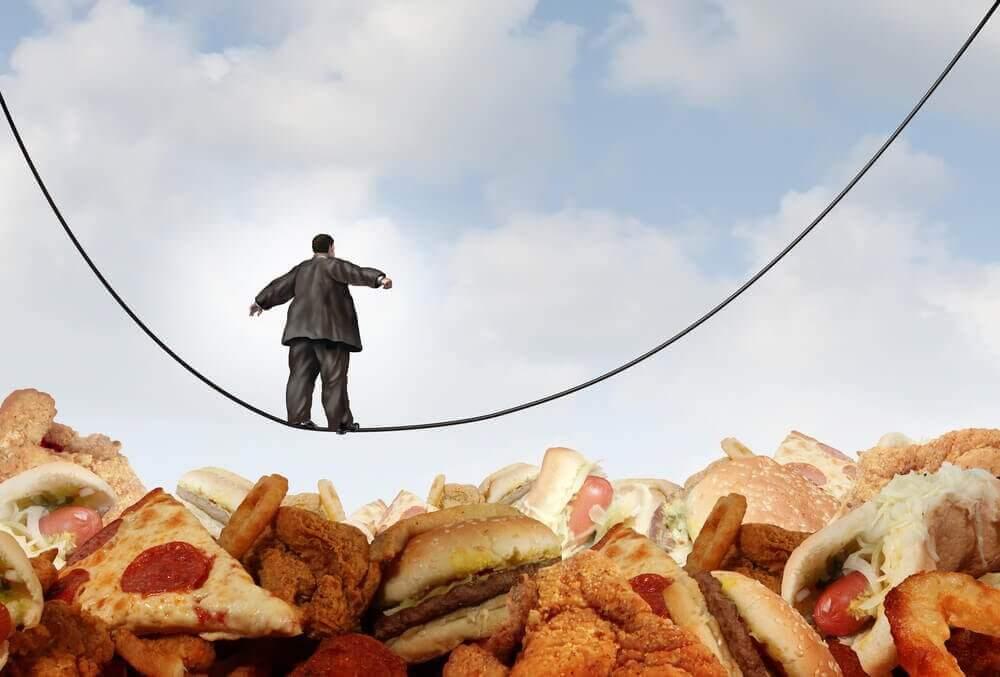 Як подолати залежність від їжі перед сіданням на дієту