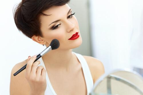 старієте швидше через макіяж