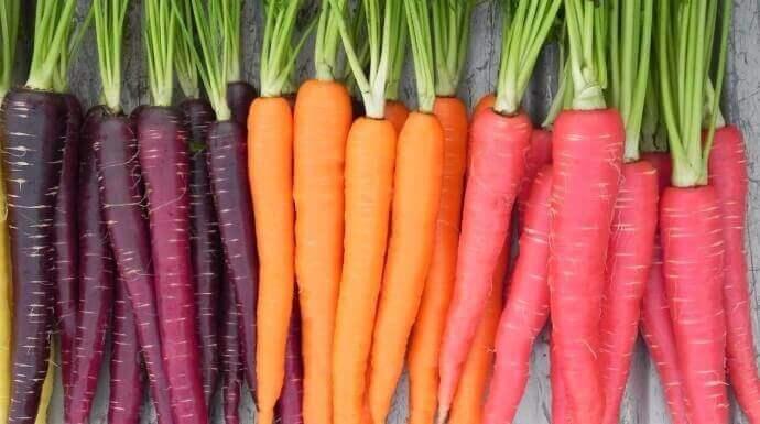 Морква: чудові переваги для вашого здоров'я