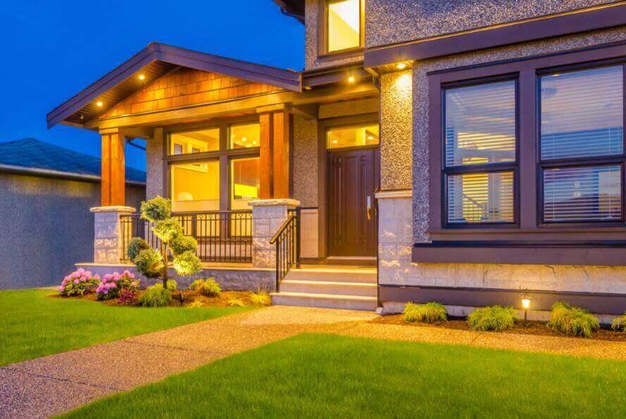 6 способів, щоб прикрасити свій вхід у будинок