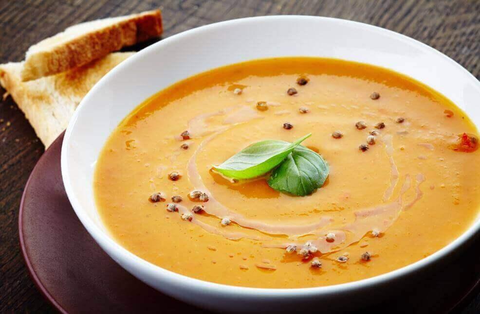 Найкращі рецепти овочевих крем-супів