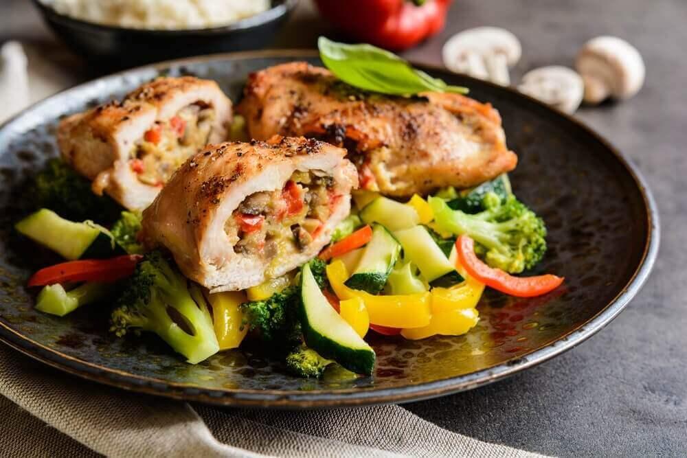 збалансоване харчування і втрата ваги