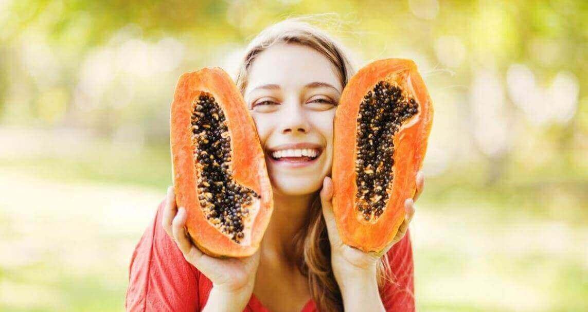 детоксикація з ананасом і папаєю