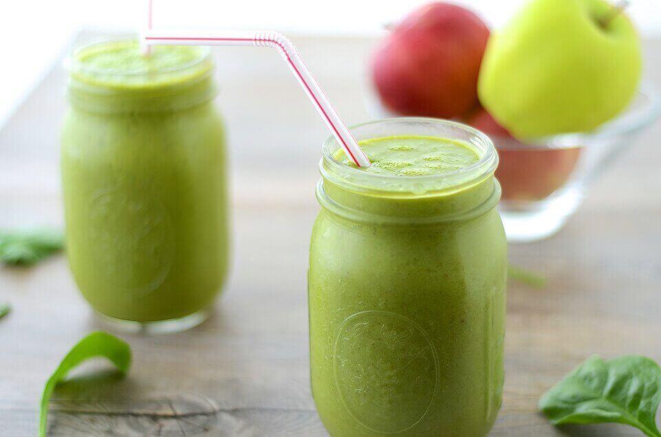 зелені соки для схуднення