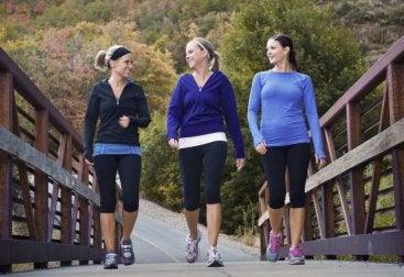 спортивні прогулянки