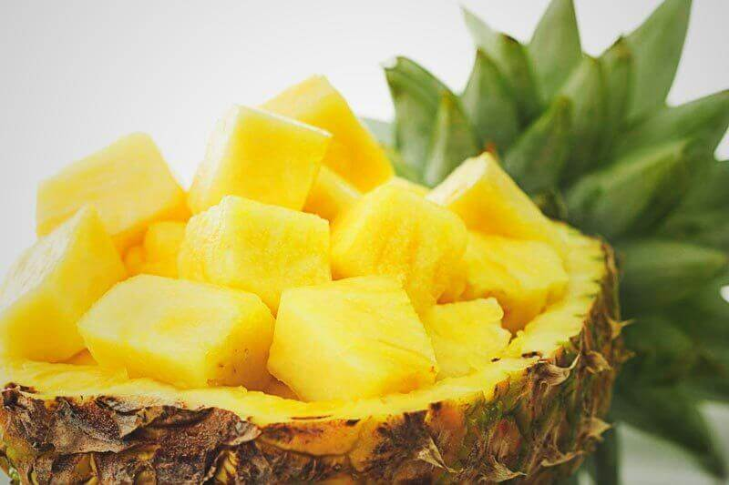 Прості, ефективні та натуральні засоби з ананасом
