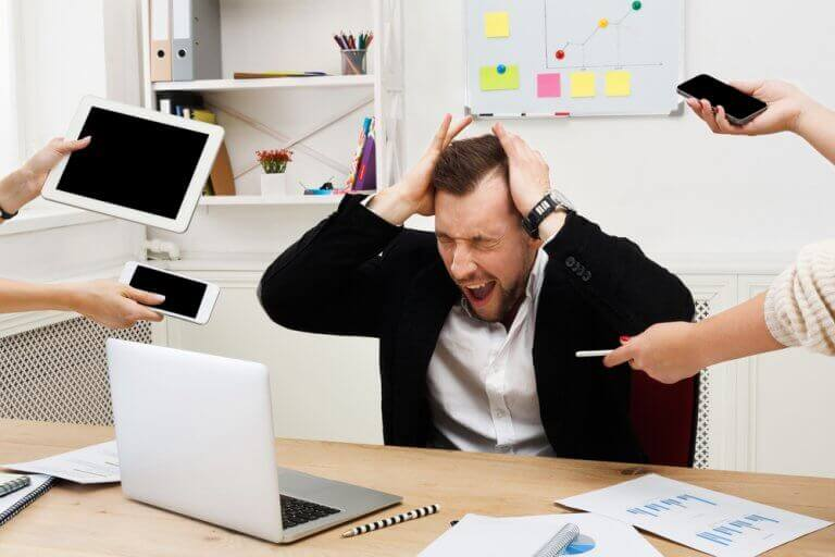 негативні наслідки стресу