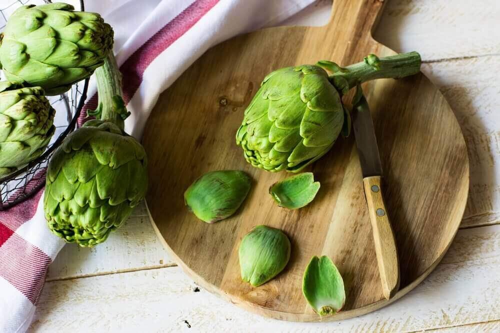 3 смачні рецепти з артишоком для схуднення