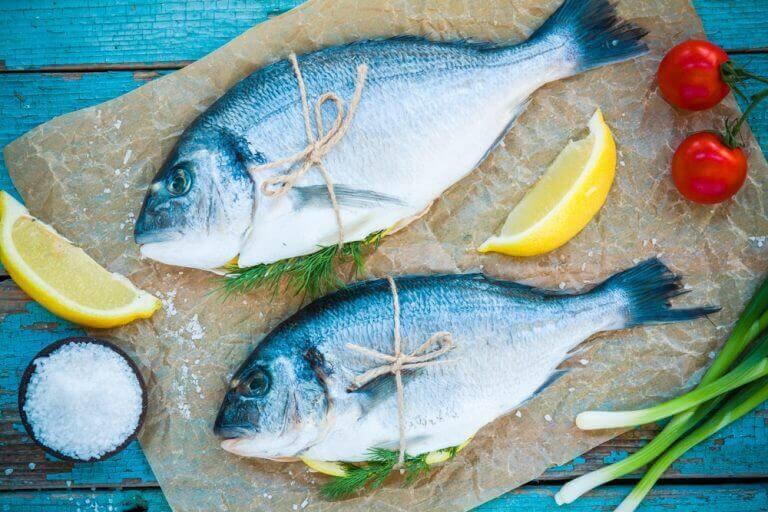 смажене рибне філе