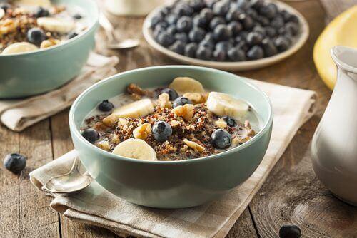 5 продуктів на сніданок, щоб втратити вагу