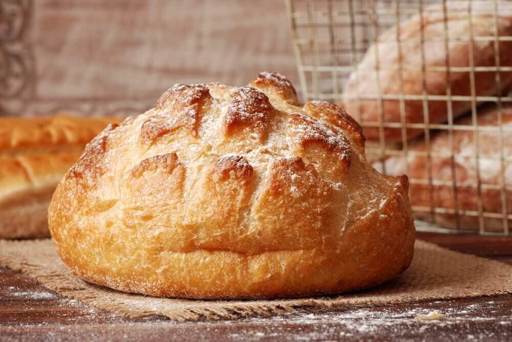 Навчіться готувати смачний італійський хліб
