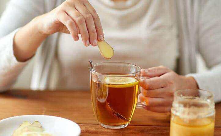 рослинний чай для схуднення