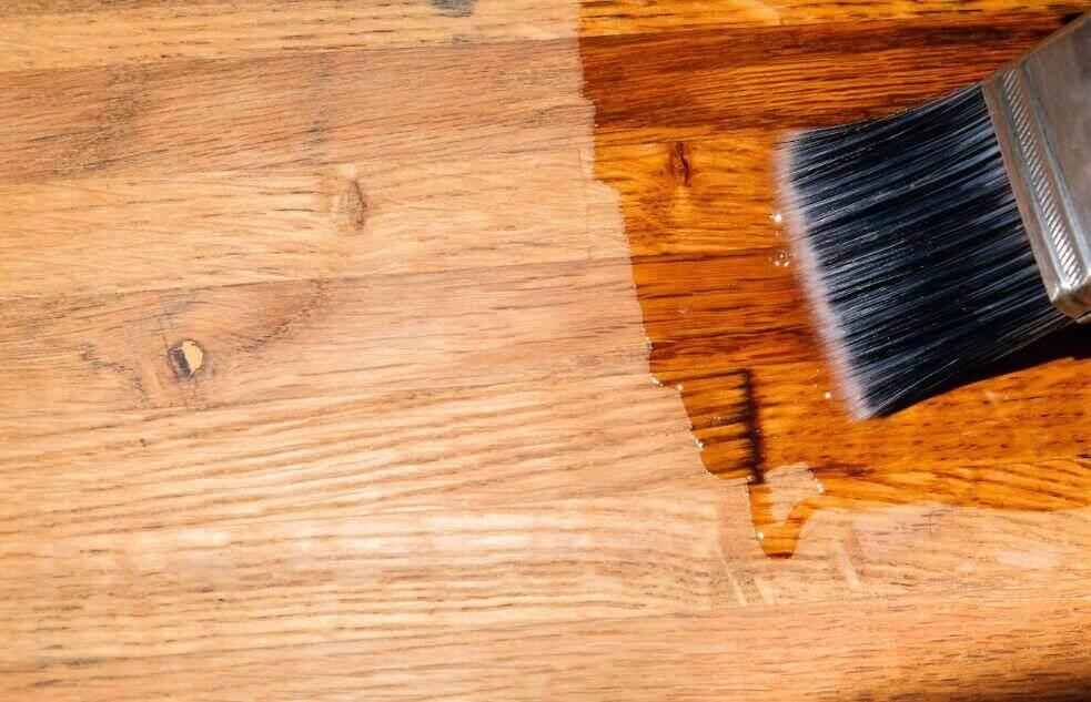 способи полірування дерев'яної підлоги