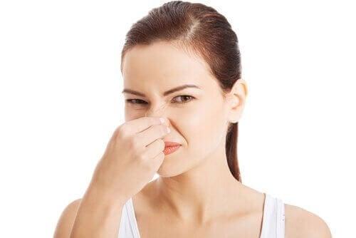 Два інгредієнти, щоб усунути погані запахи в закритих приміщеннях