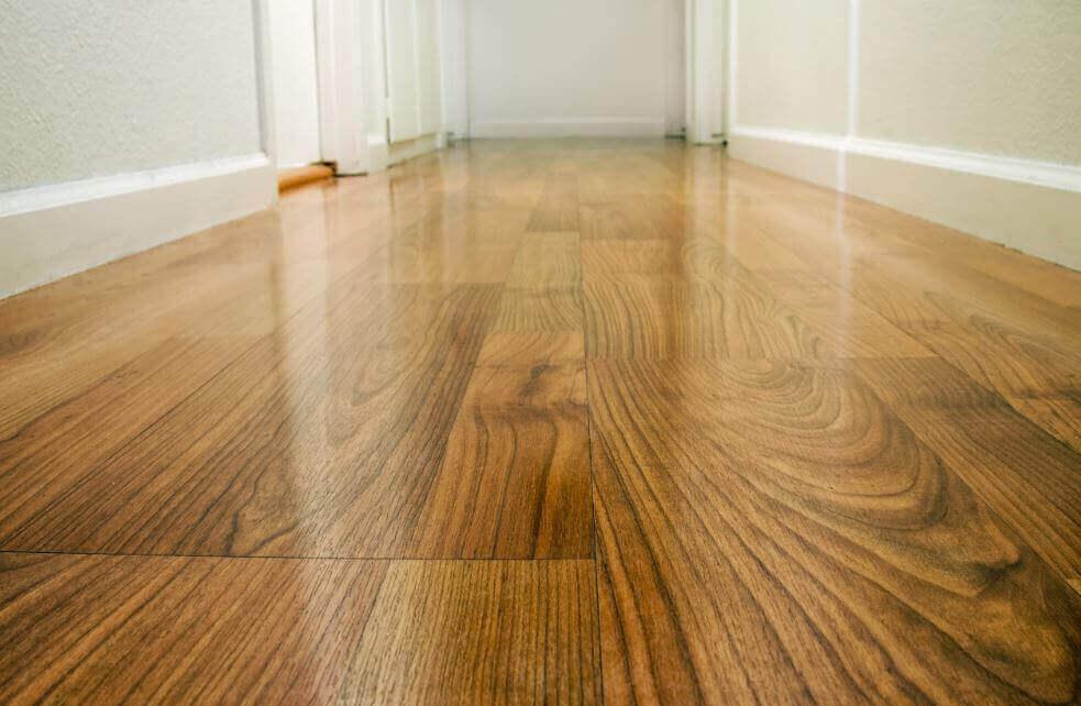 Чотири способи полірування дерев'яної підлоги