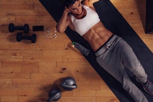 однотипні вправи не допомагають схуднути