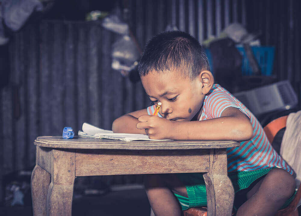 риси дитини, яка має виняткові здібності