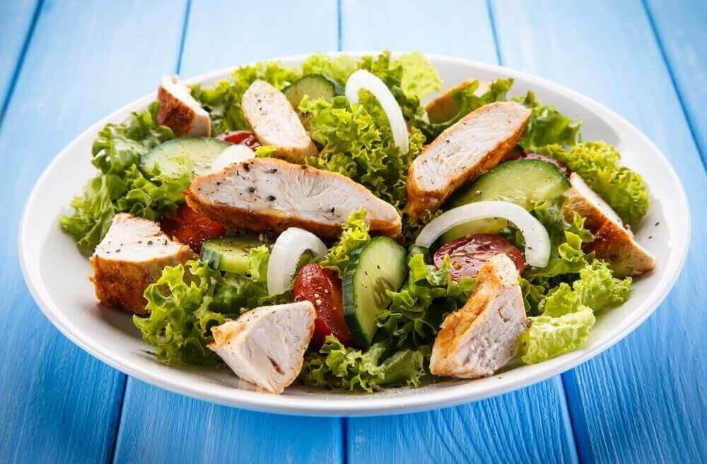артишокова дієта: салати