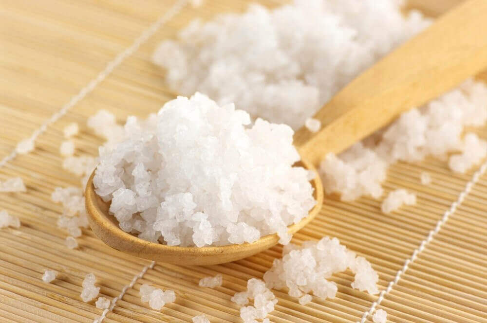 сіль для лікування врослих нігтів