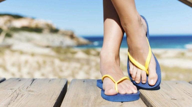 Можливі проблеми з ногами, до яких призводять в'єтнамки