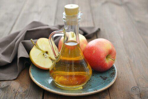 у чому користь вмивання обличчя яблучним оцтом