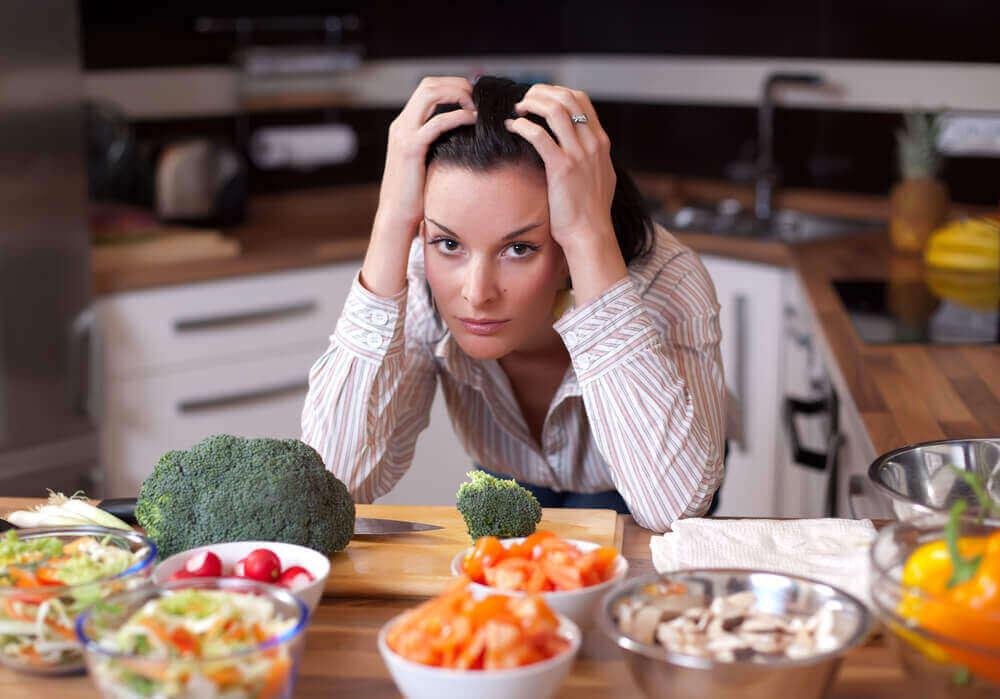 Дієта проти депресії: їжа, яка підбадьорює