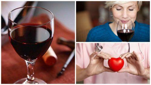 10 причин пити червоне вино