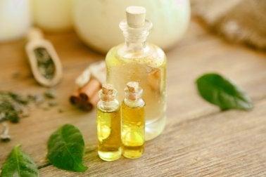 Корисні рослинні олії проти тріщин