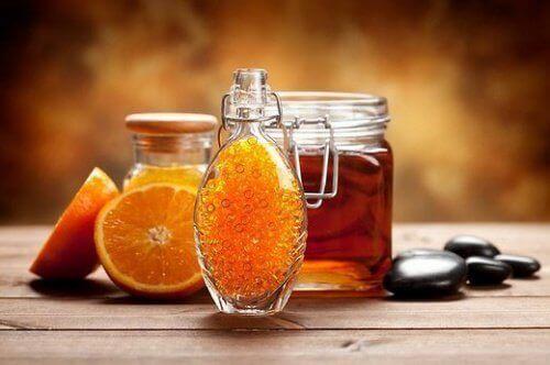 сніданки для хворих на фіброміалгію з апельсином