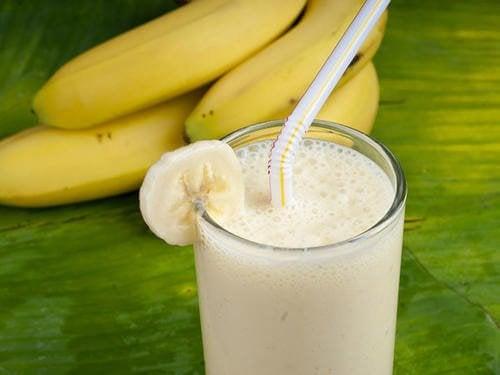 засіб на основі банана для очищення товстої кишки