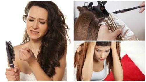 7 причин, чому у вас може бути випадіння волосся