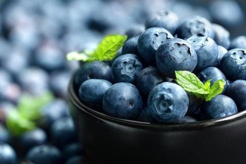 ягоди та фрукти для зміцнення стінок артерій