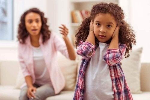 що робити коли дитина не слухається