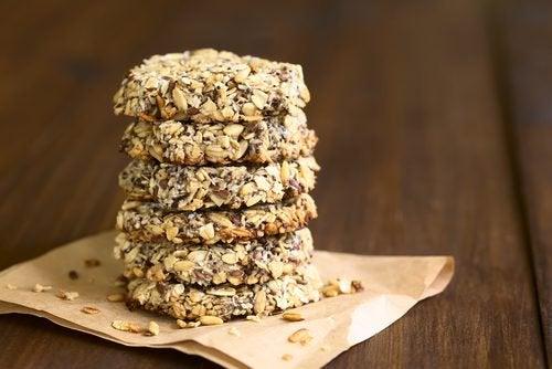 поживне печиво: рецепт