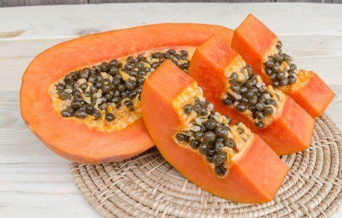 переваги від регулярного вживання папаї
