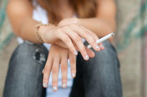 погані звички: куріння