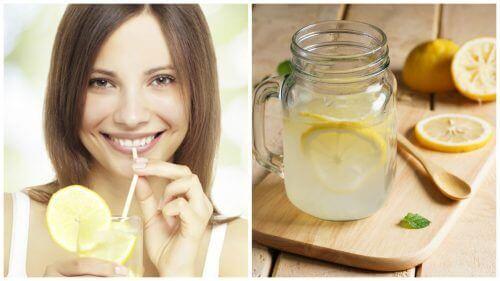 Неймовірні переваги теплої води з лимоном