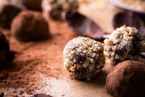 домашні рецепти шоколадних трюфелів