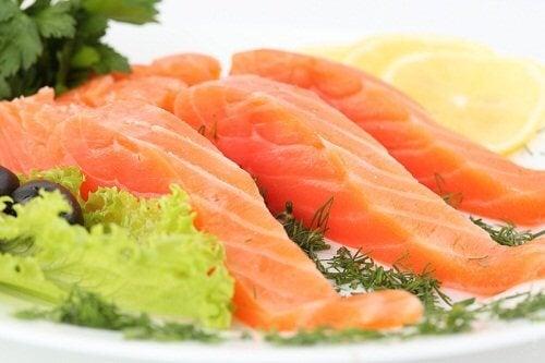 жирні види риби для зміцнення стінок артерій