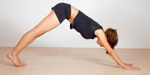 прості пози йоги для негнучких