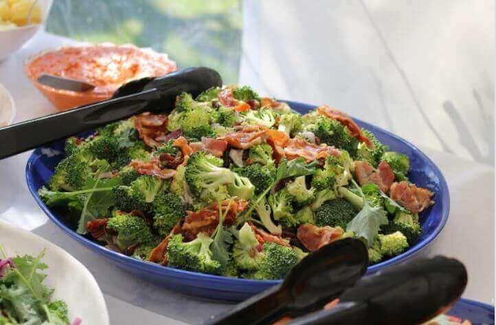 Запіканка з броколі та шинкою: домашній рецепт