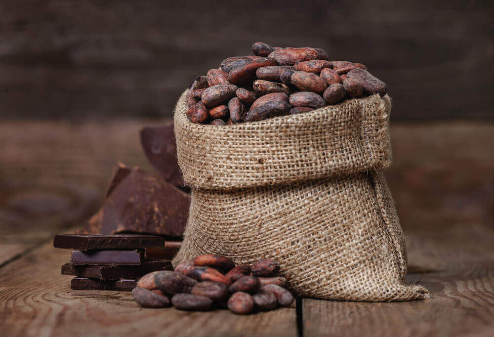 причини їсти чорний шоколад