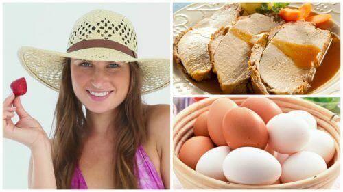9 продуктів на кожен день для покращення настрою