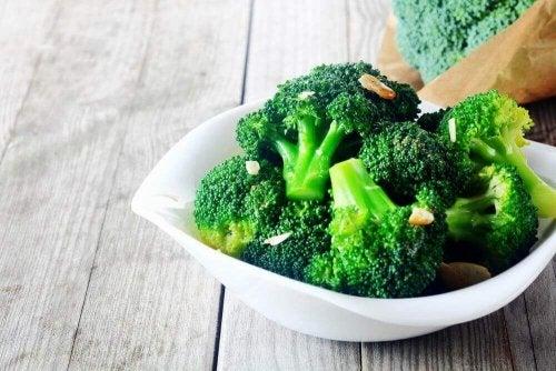 домашні страви з броколі
