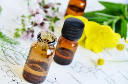 ефірна олія енотери для лікування припливів