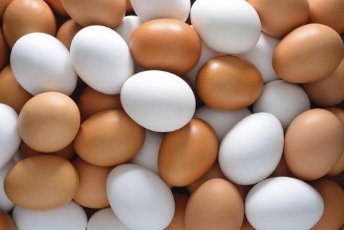 Яєчна протеїнова маска для волосся