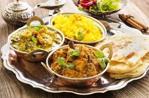 Індійська дієта для втрати ваги