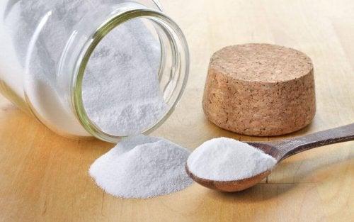 харчова сода для заспокоєння печії